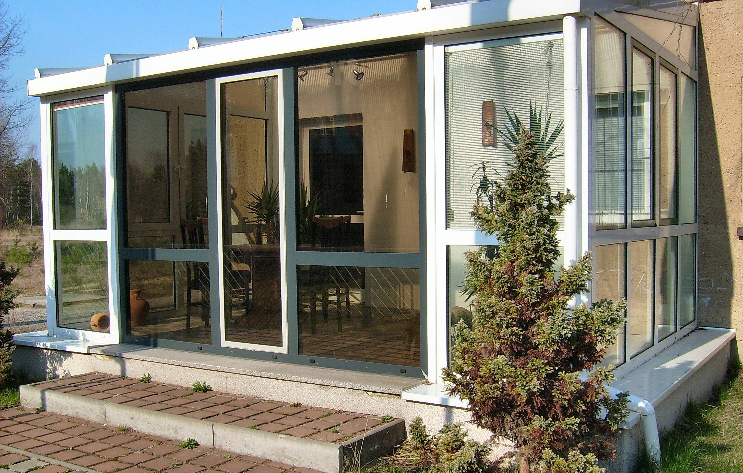wintergarten zu verkaufen. Black Bedroom Furniture Sets. Home Design Ideas