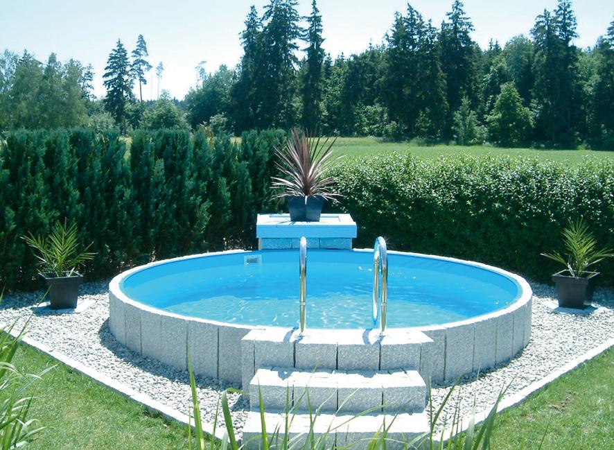 schwimmbadbau ist vertrauenssache sonstiges f r den garten. Black Bedroom Furniture Sets. Home Design Ideas