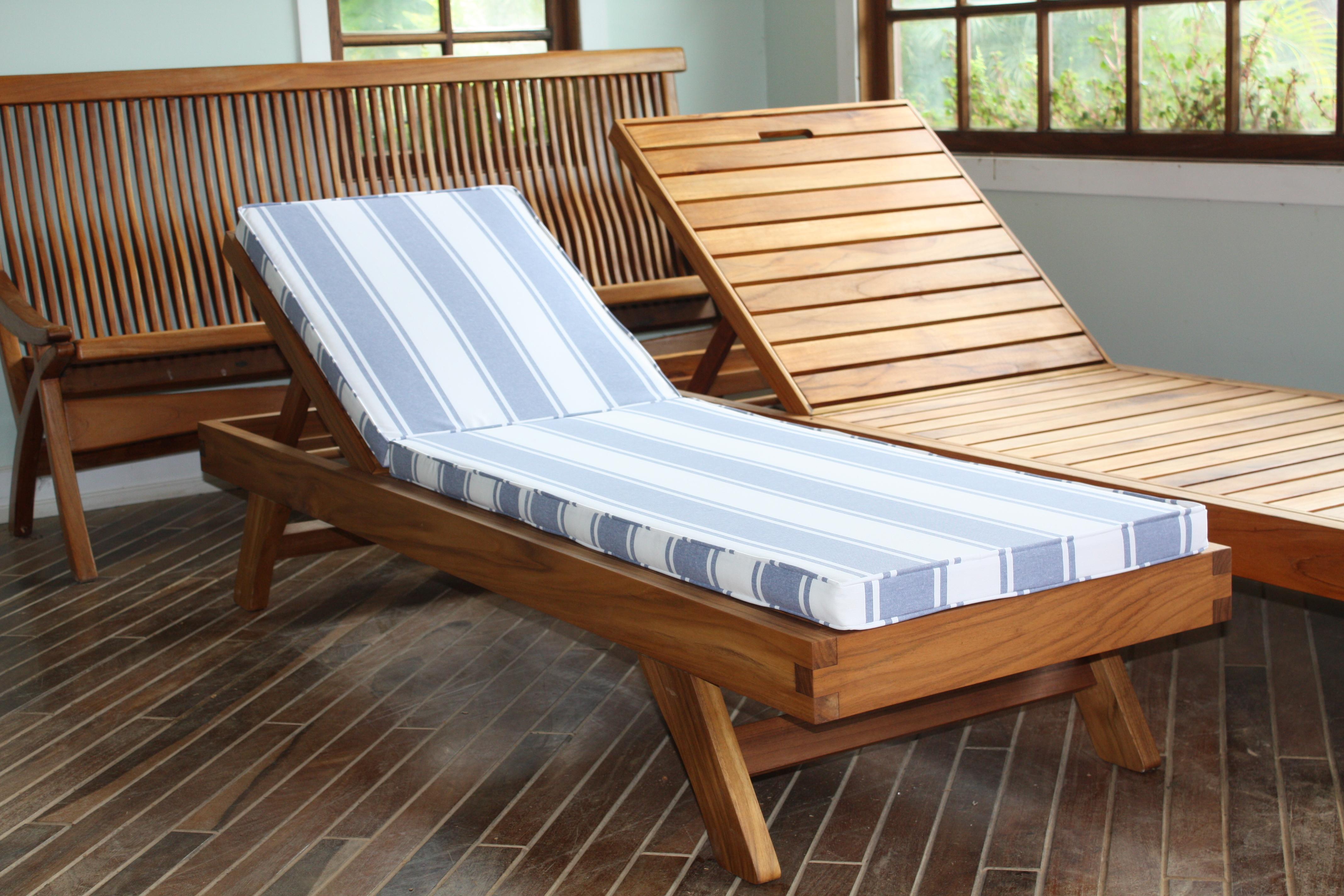 liege liegestuhl teakholz gartenger te gartenm bel. Black Bedroom Furniture Sets. Home Design Ideas